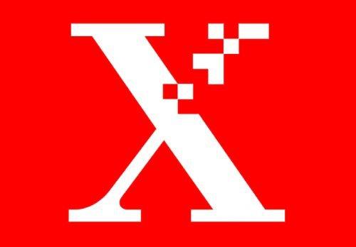 old xerox logo