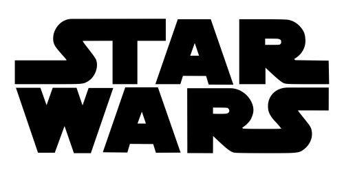 star wars logo tous les logos. Black Bedroom Furniture Sets. Home Design Ideas