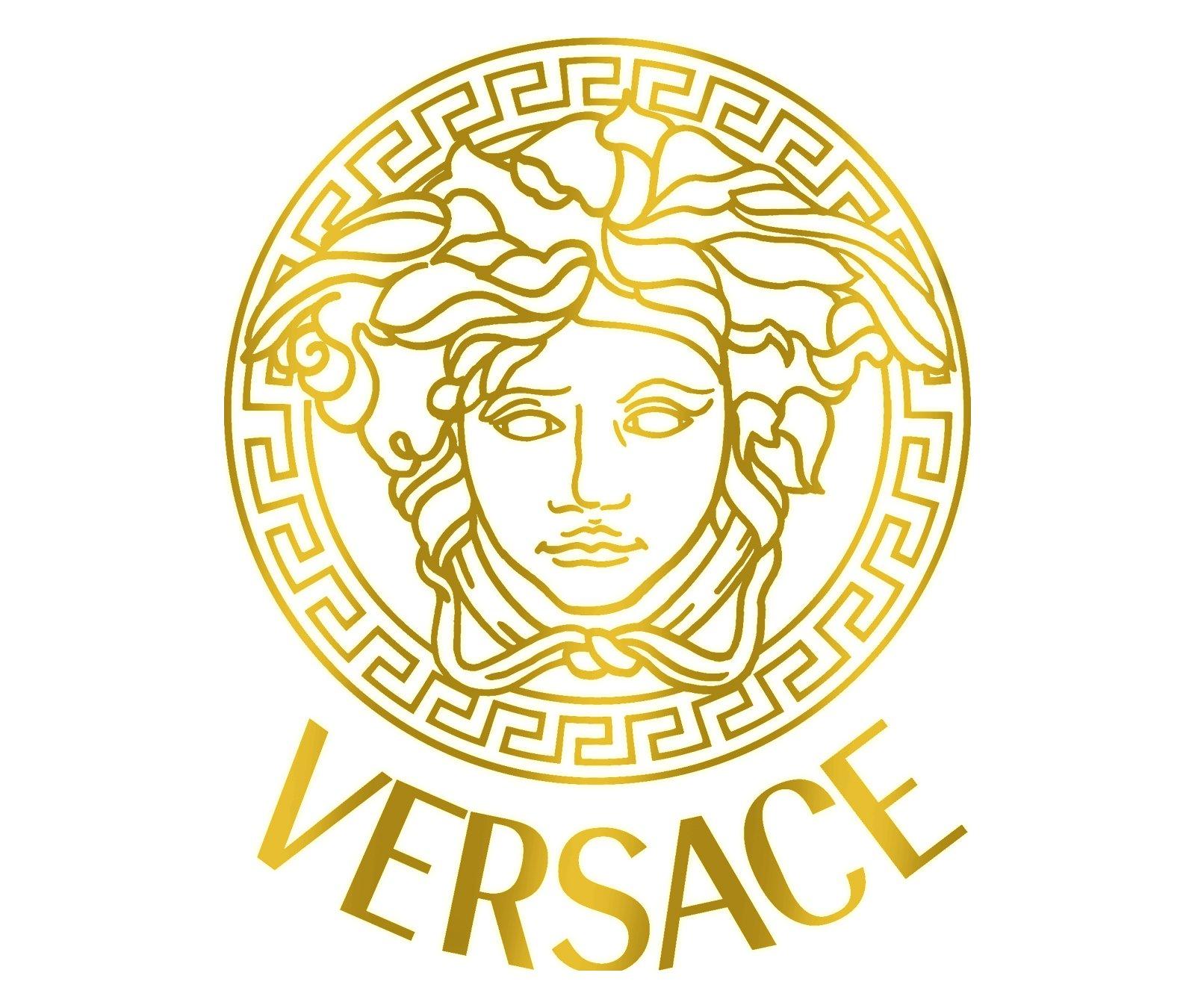 Sticker Wallpaper Versace Logo Tous Les Logos