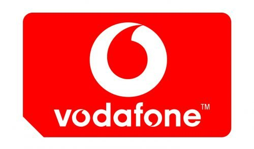 Symbole Vodafone
