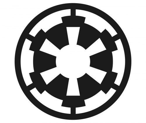 logo empire star wars