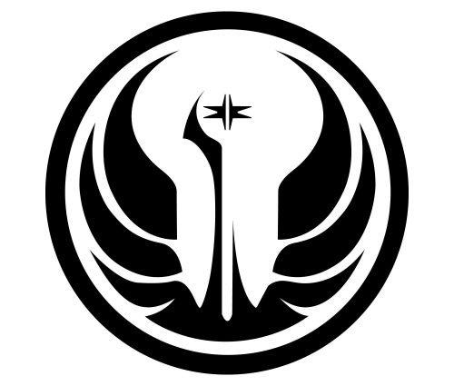 republic logo star wars