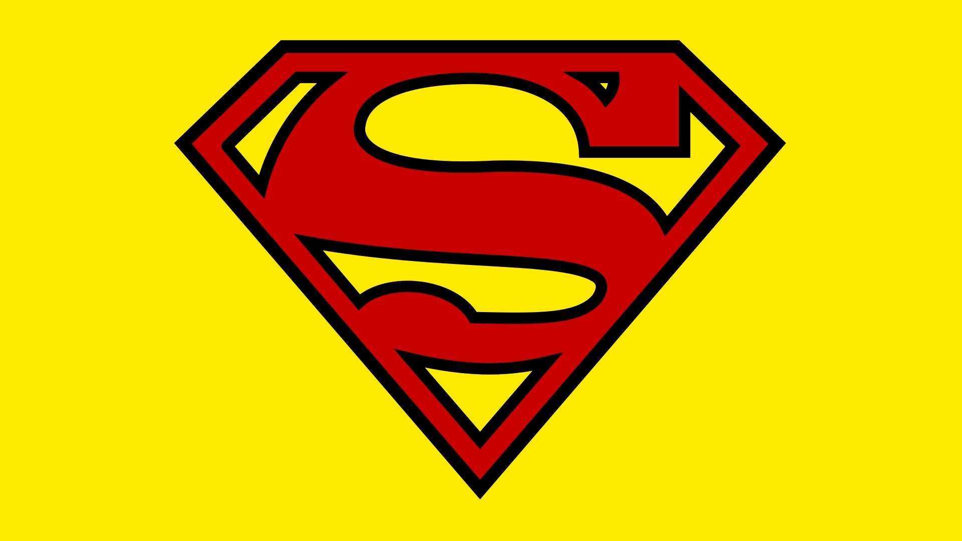 Superman logo histoire et signification, evolution ...