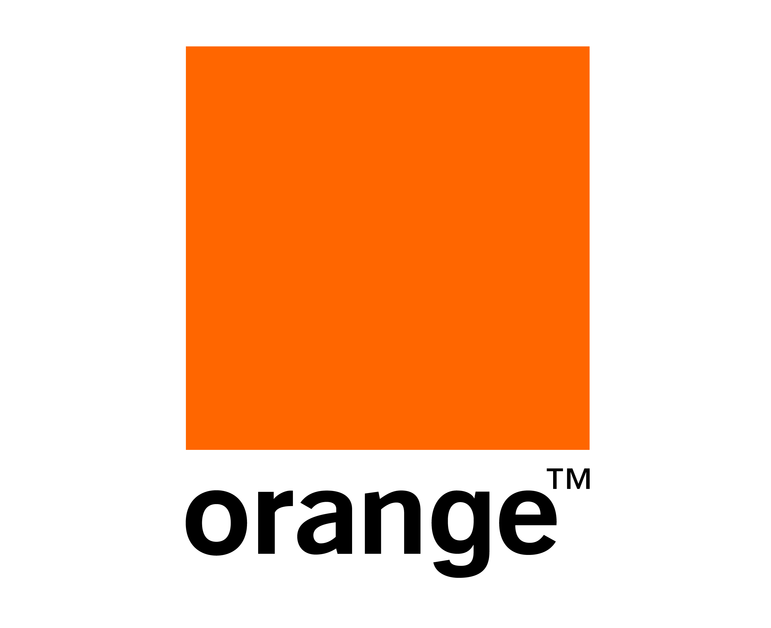 logo orange histoire image de symbole et embl me. Black Bedroom Furniture Sets. Home Design Ideas
