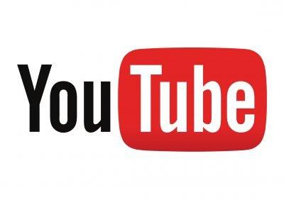 Logo pour YouTube