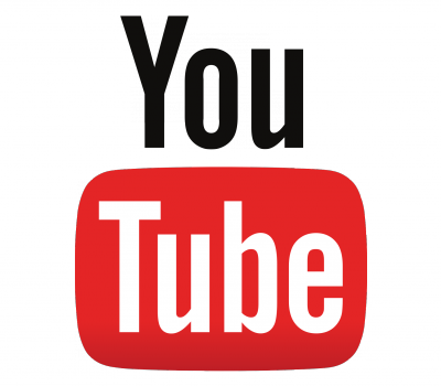 Youtube logo transparent