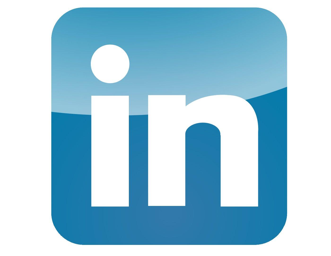 linkedin logo histoire et signification  evolution