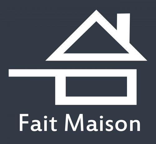Fait Maison logo histoire et signification, evolution, symbole Fait Maison