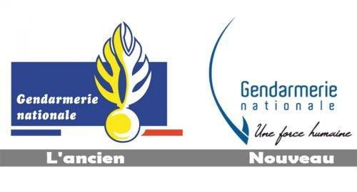 Histoire du logo Gendarmerie