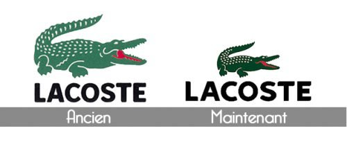 Histoire logo Lacoste