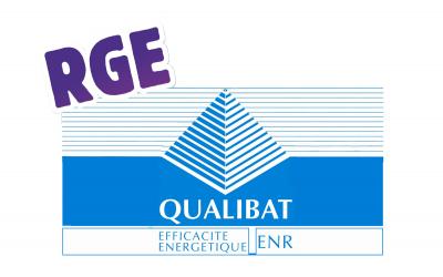 Logo Qualibat RGE