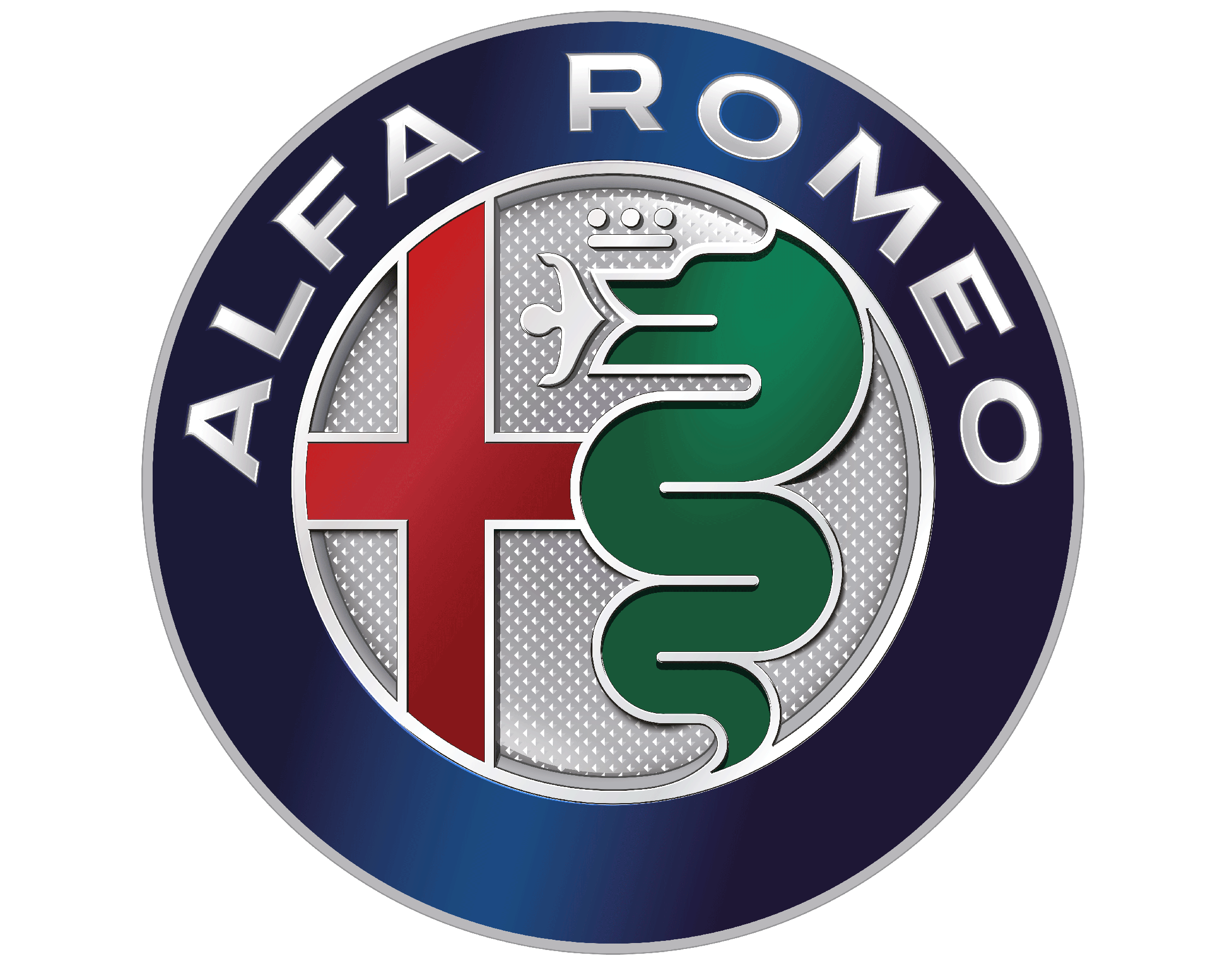 logo alfa romeo histoire image de symbole et embl me. Black Bedroom Furniture Sets. Home Design Ideas