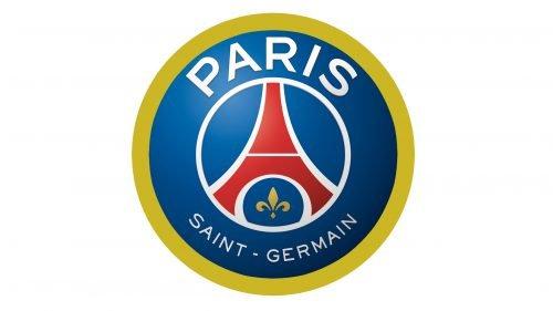 logo PSG 2010-2011