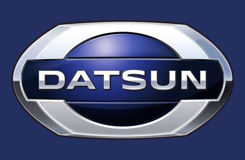 Couleur Datsun logo