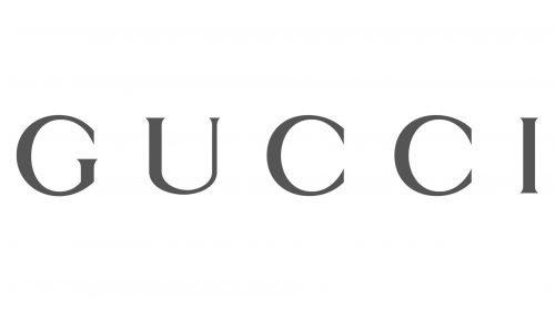 Couleur logo Gucci