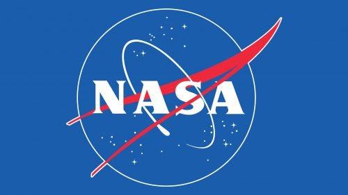 Couleur logo NASA