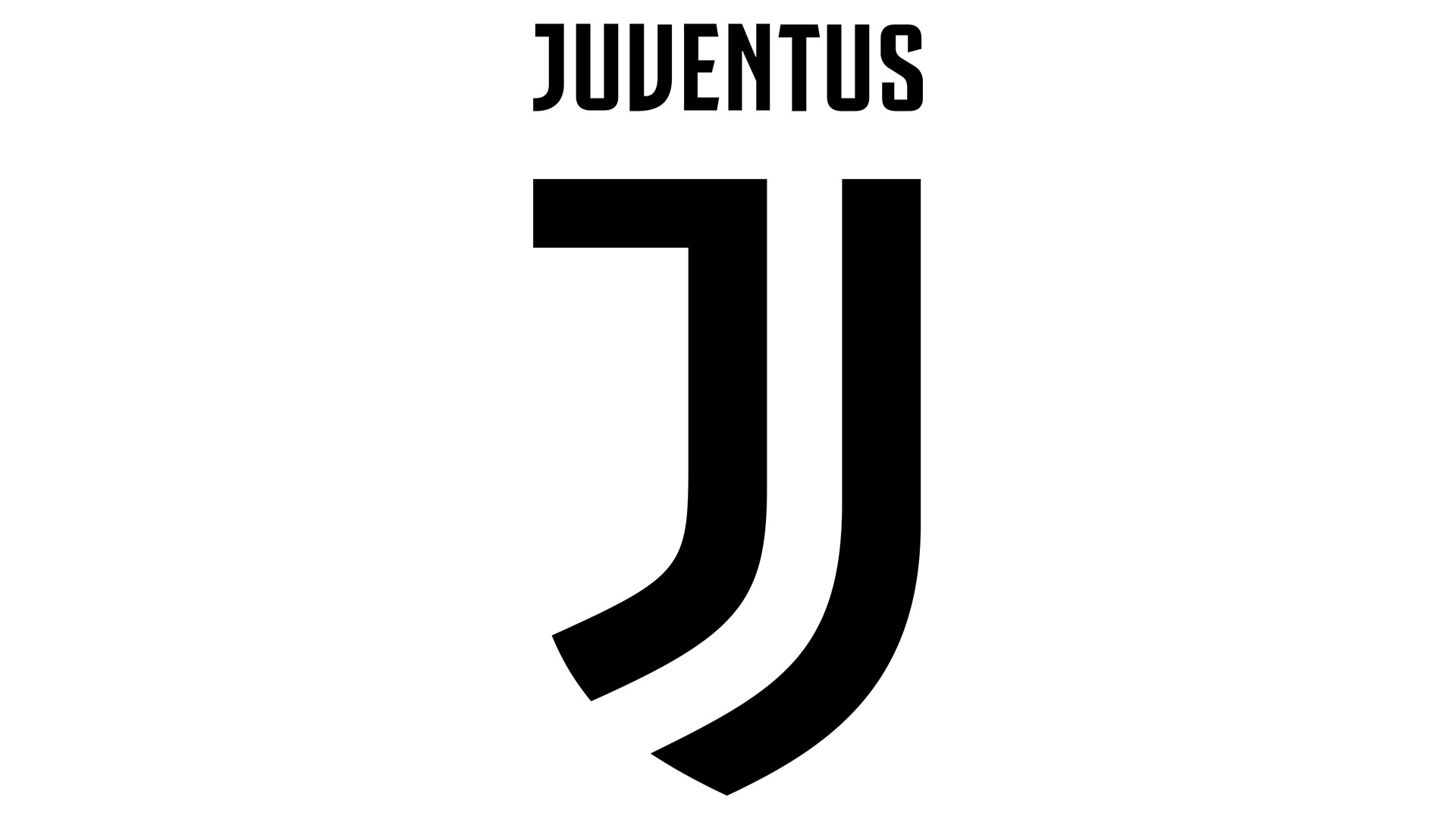 juventus logo histoire et signification evolution symbole juventus. Black Bedroom Furniture Sets. Home Design Ideas