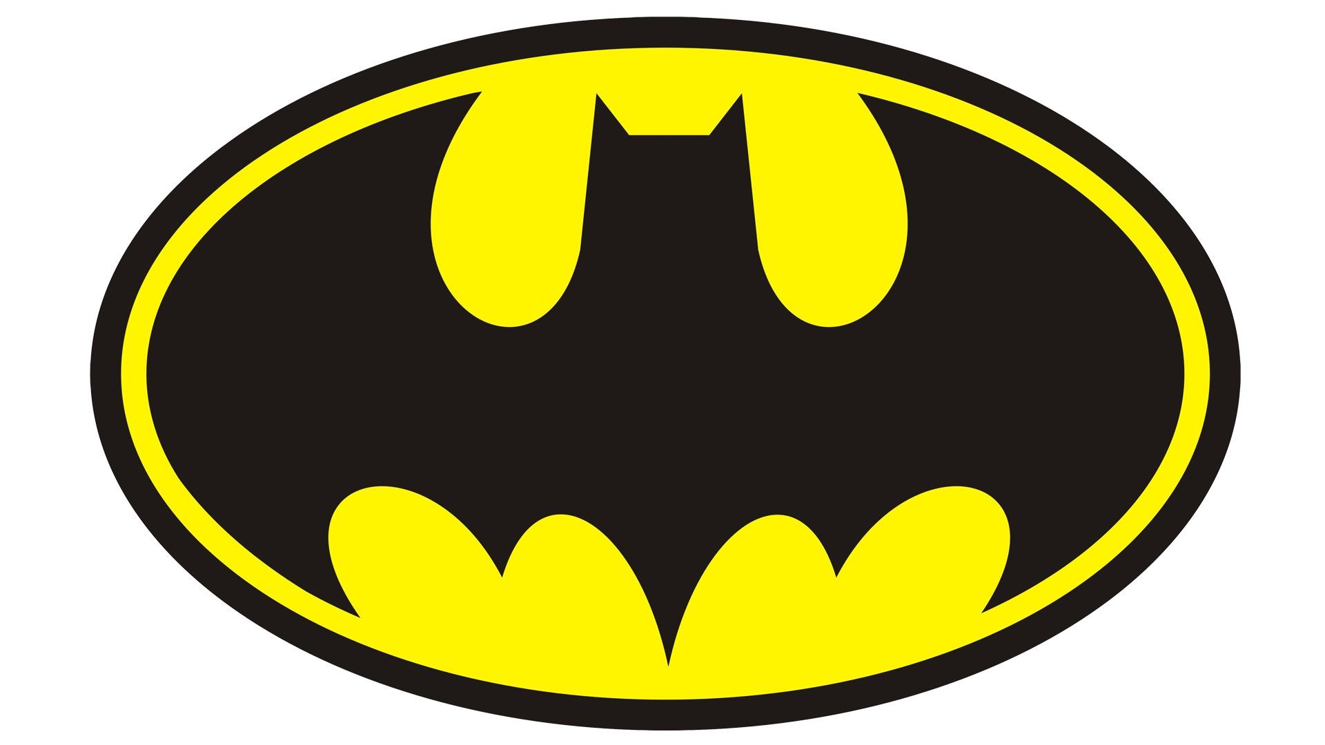 Batman logo histoire et signification evolution symbole - Signe de superman ...