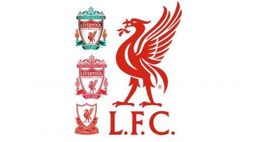 Couleur logo Liverpool