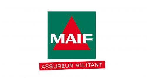 Цвет логотипа MAIF