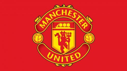 Couleur logo Manchester United