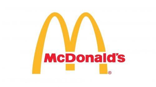 Couleur logo McDonald`s