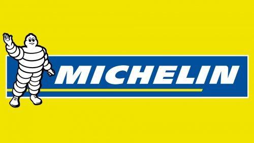 Couleur logo Michelin