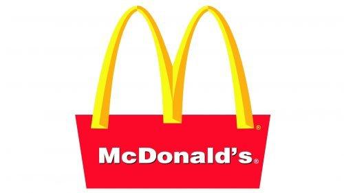 Emblème Mcdonald`s