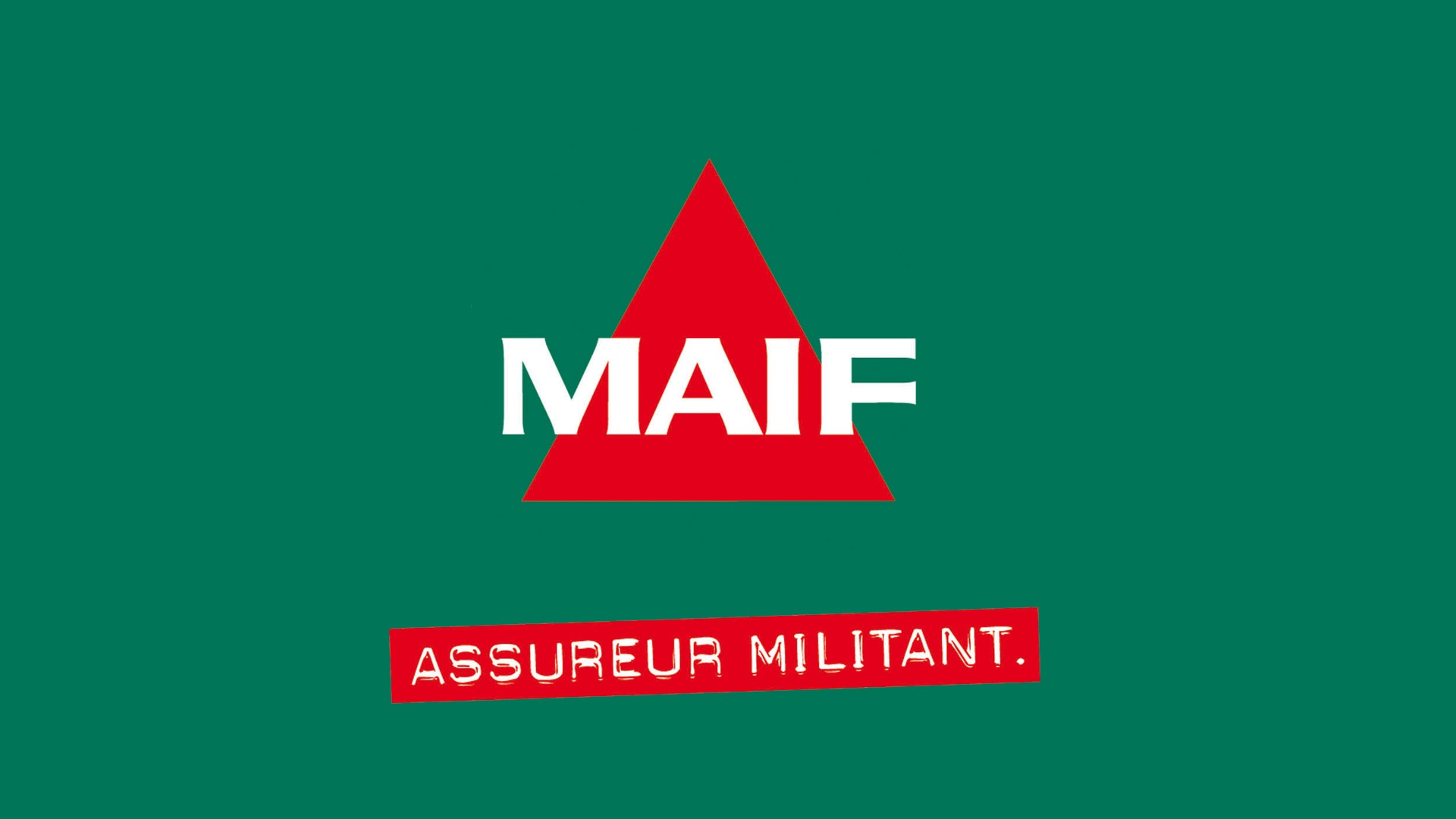 maif logo histoire et signification evolution symbole maif. Black Bedroom Furniture Sets. Home Design Ideas