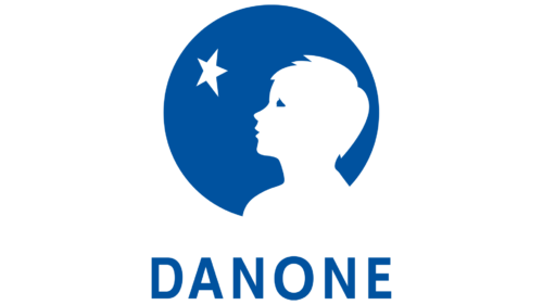 Logo Danon