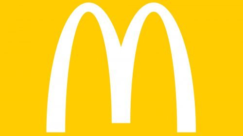 Symbole Mcdonald`s