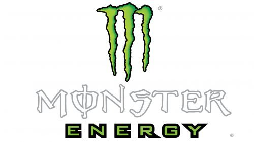 Couleur logo Monster Energy