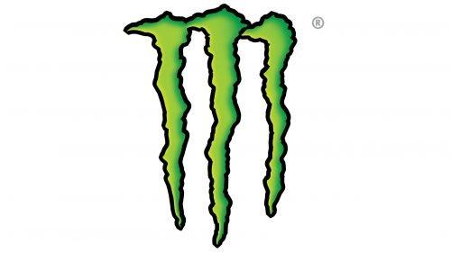 Emblème Monster Energy