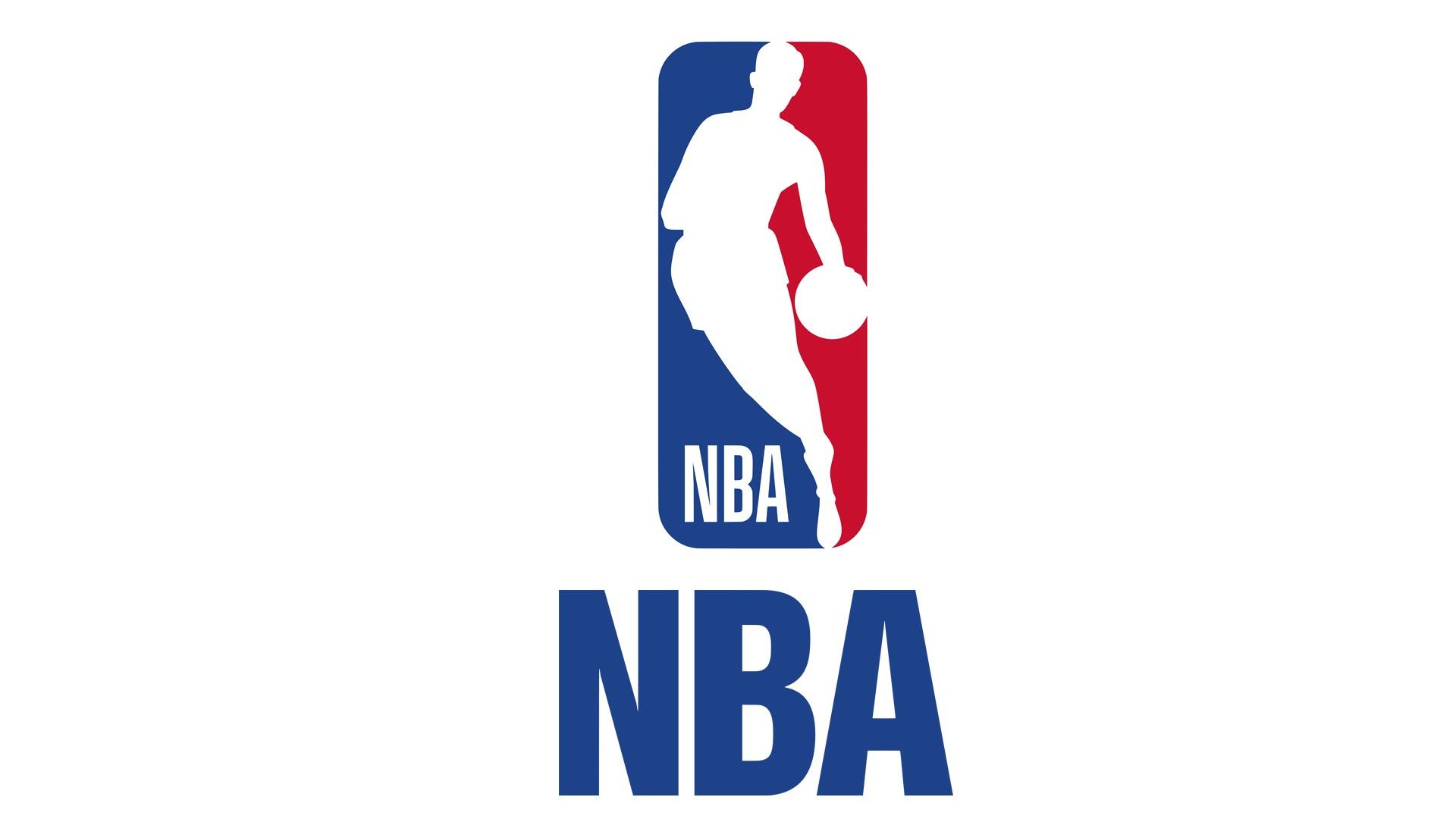 NBA logo histoire et signification, evolution, symbole NBA