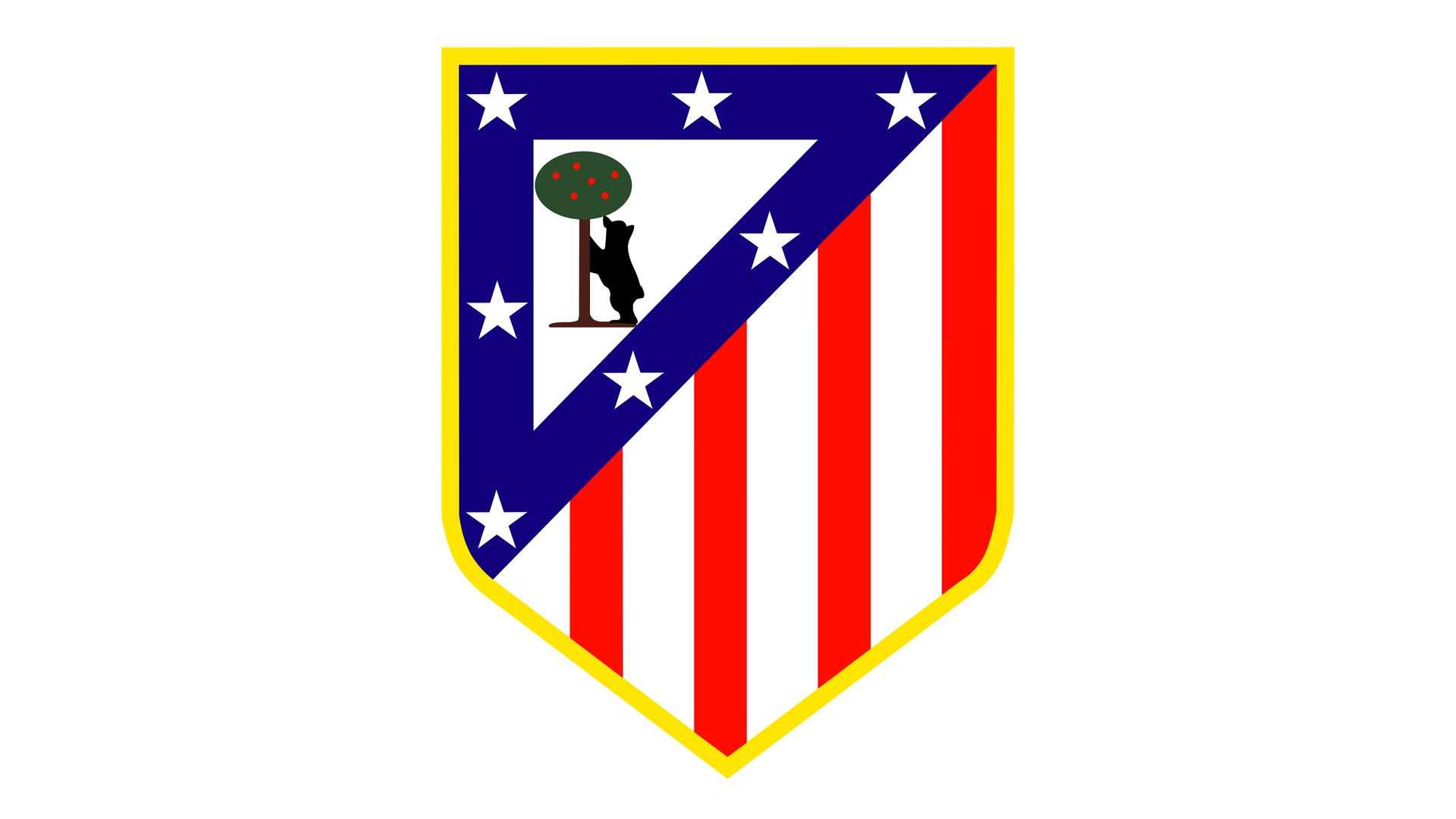 Logo Atletico Madrid, histoire, image de symbole et emblème