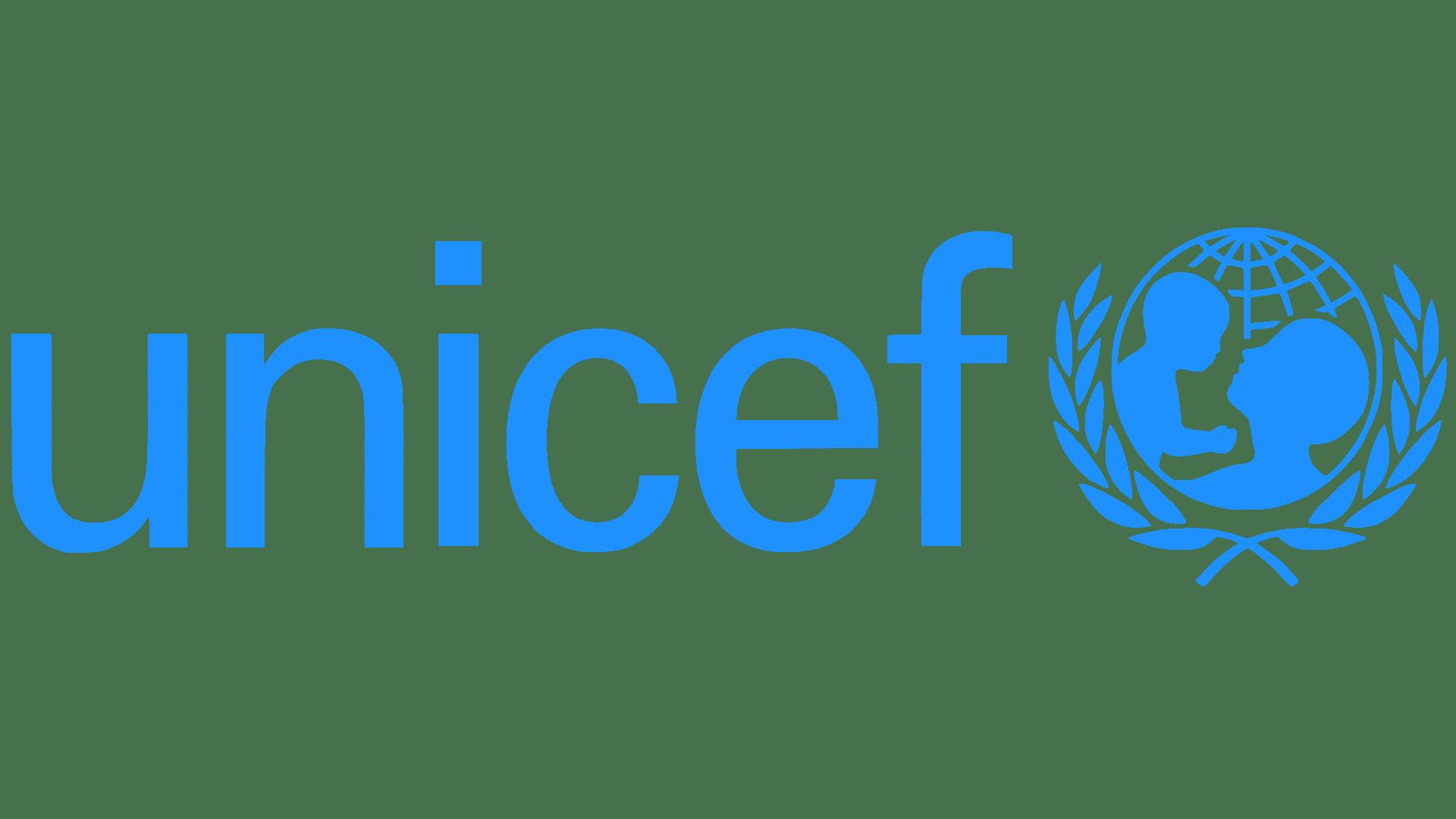 Unicef Logo Png Logo UNICEF, histoire,...