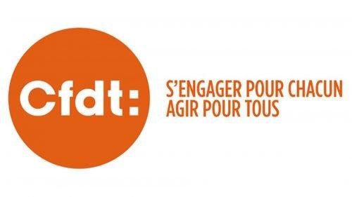 Couleur logo CFDT