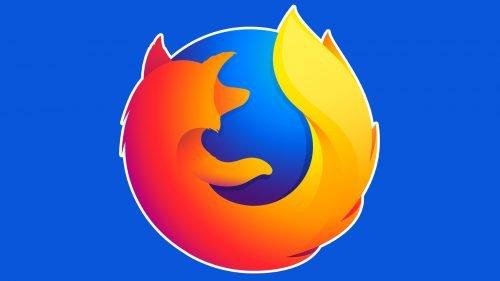 Couleur logo FireFox