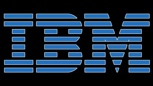 Couleur logo IBM