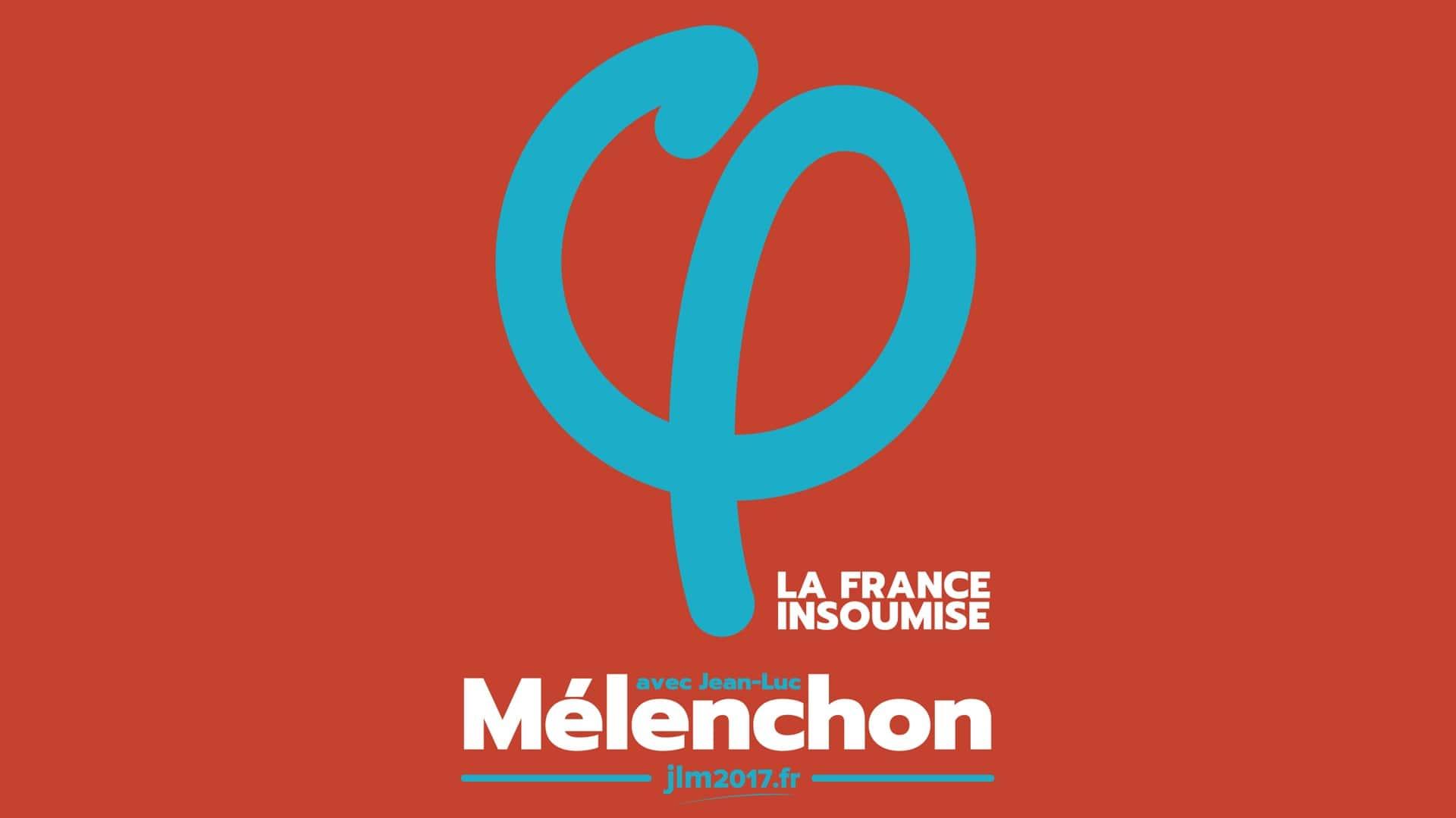 m233lenchon logo histoire et signification evolution