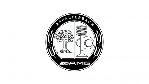 Emblème AMG