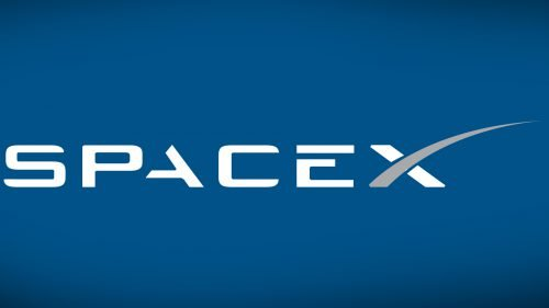 Couleur logo SpaceX
