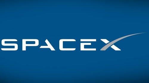 Couleur logo SpaceX