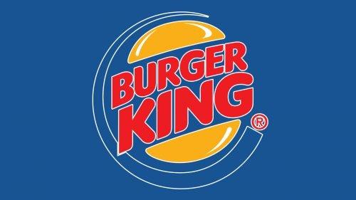 Couleurs logo Burger King