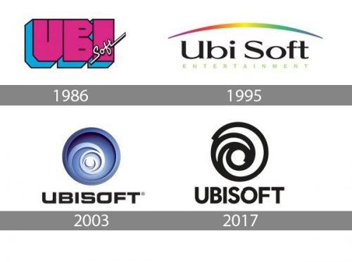 Histoire du logo Ubisoft