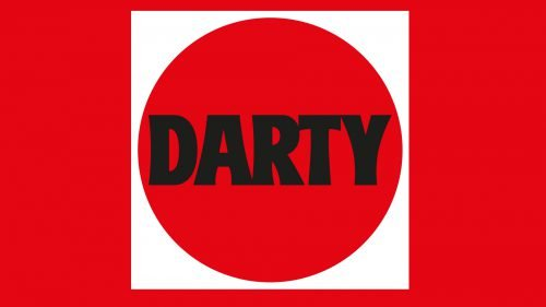 Couleur logo Darty