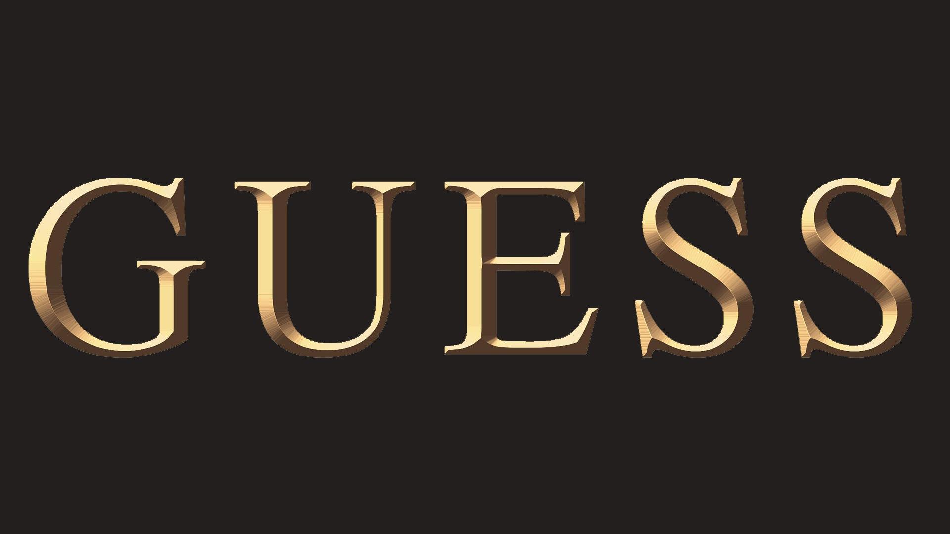 5ed806b4ef Guess logo histoire et signification, evolution, symbole Guess