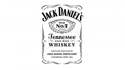 Emblème Jack Daniels