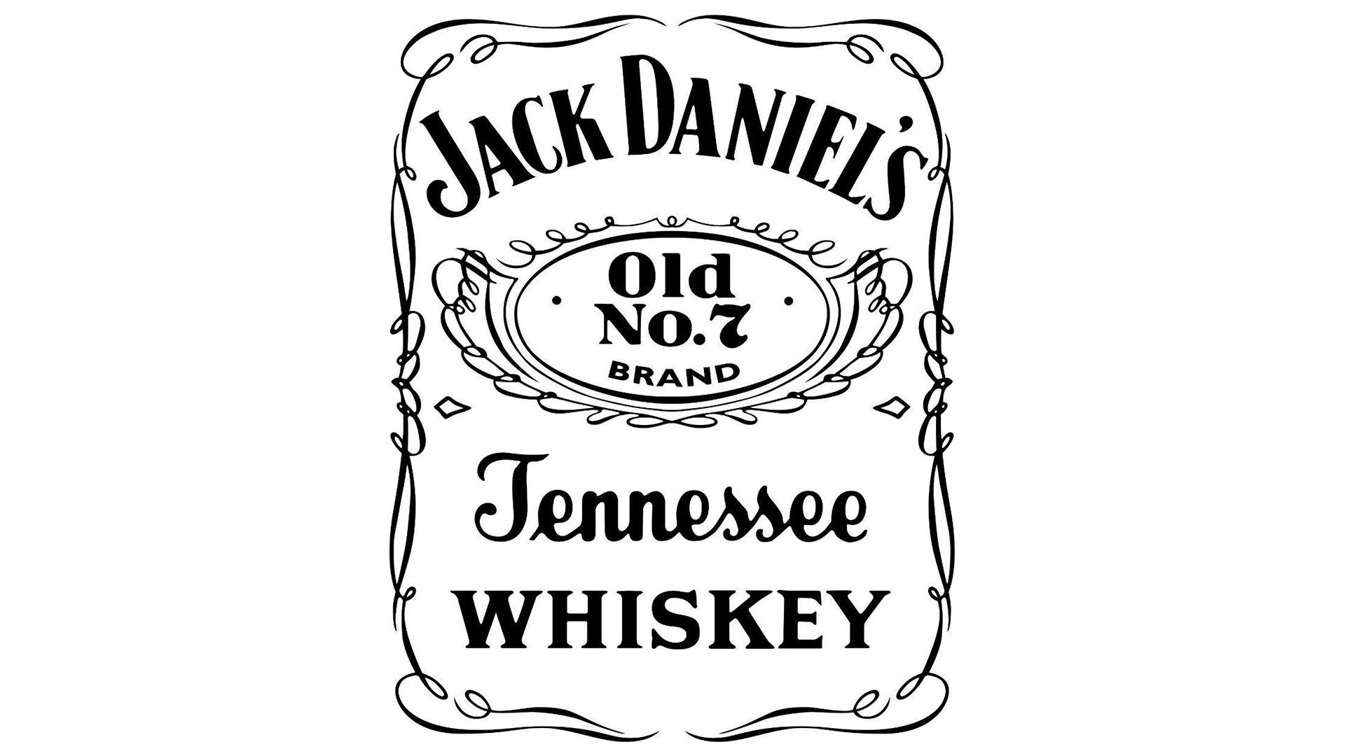 Jack Daniels logo histoire et signification, evolution ...