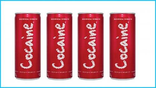 Cocaine logo